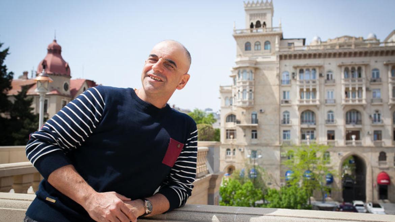 Баку - город ветров