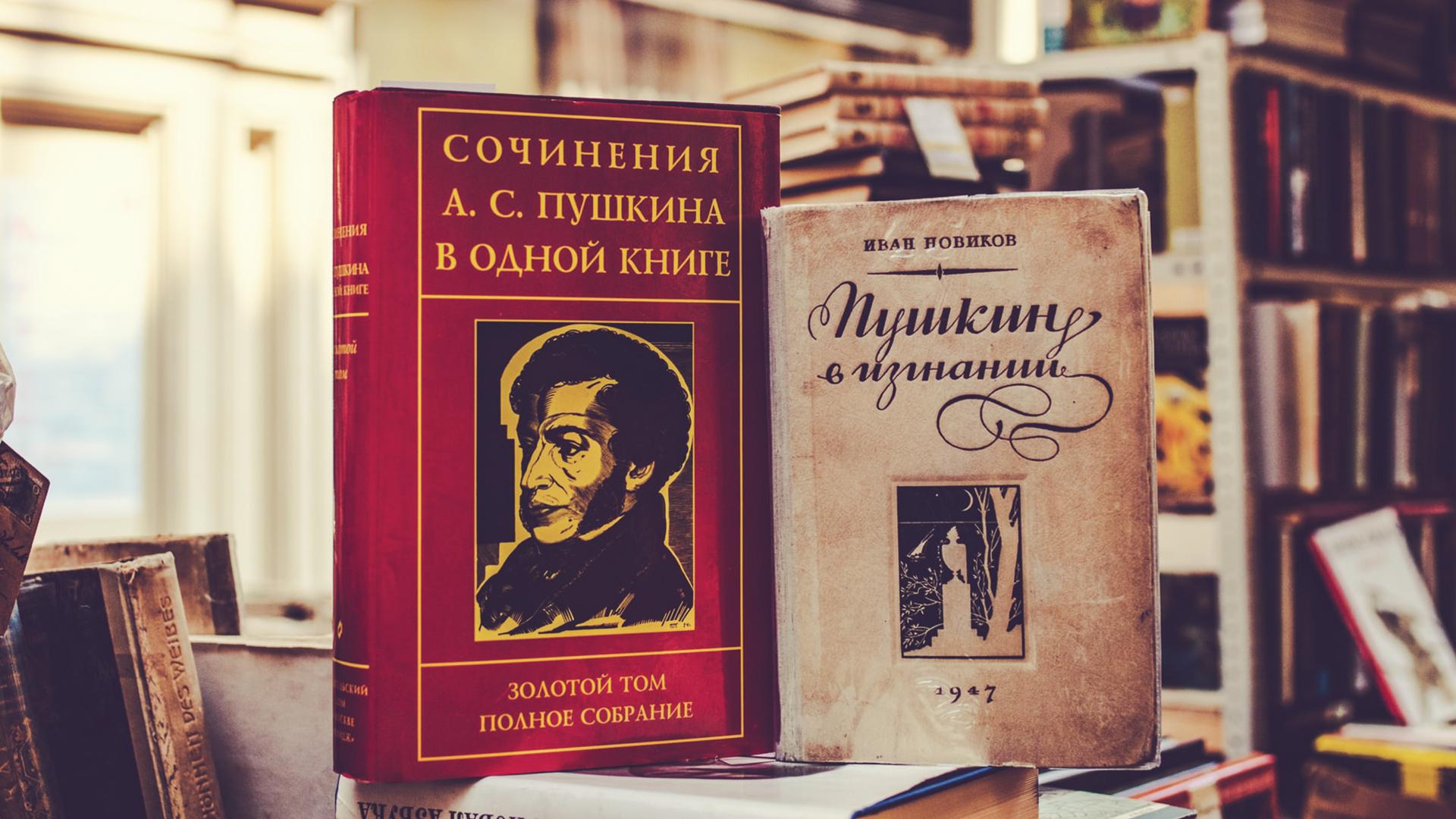 Экскурс в русскую литературу. Авторы и судьбы