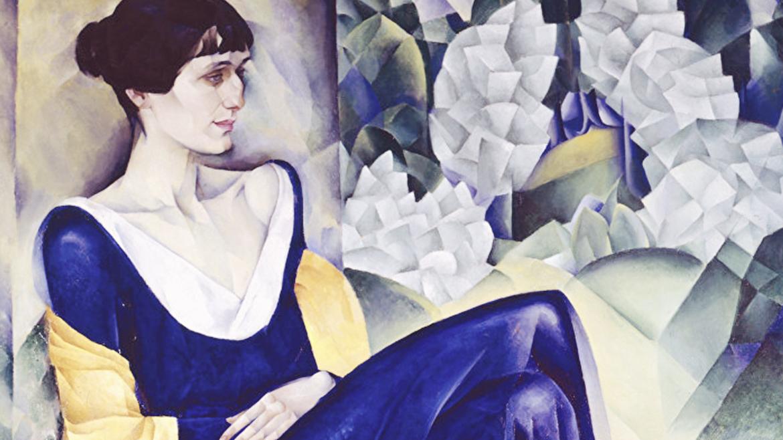 Анна Ахматова. Жизнь в поэзии