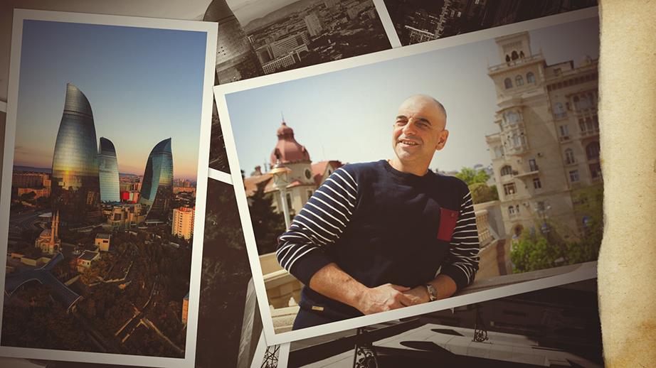 Баку — город ветров